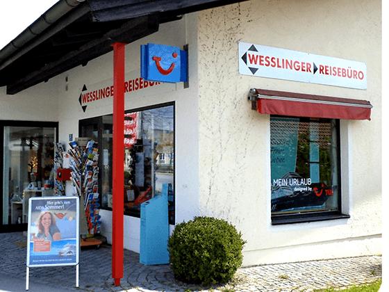 Unser Reisebüro in Wessling